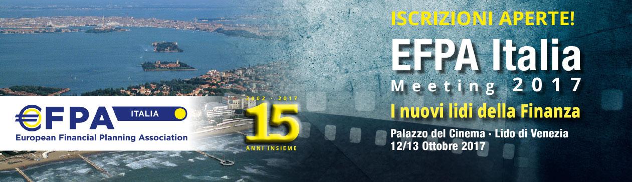 EFPA Italia Meeting 2017