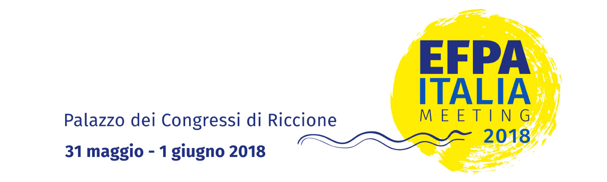 EFPA Italia Meeting 2018